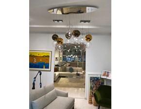Lampada da soffitto stile Design Apollo Cattelan italia in saldo