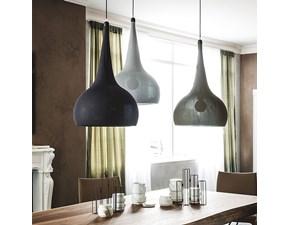 Lampada da soffitto stile Design Byblos Cattelan italia scontato