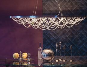 Lampada da soffitto stile Design Cristal lampada a soffitto Cattelan a prezzi outlet