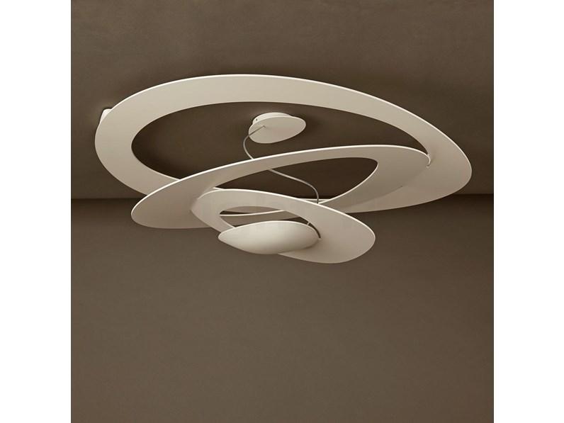 Lampada da soffitto stile design pirce soffitto artemide scontato