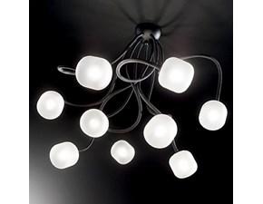 Lampada da soffitto stile Moderno Ideal lux - octopus Ideal lux scontato