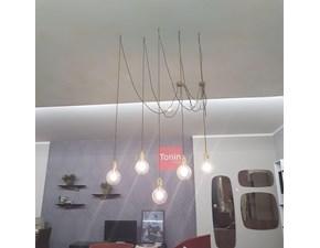 Lampada da soffitto Tonin casa Oriani Trasparente a prezzi outlet