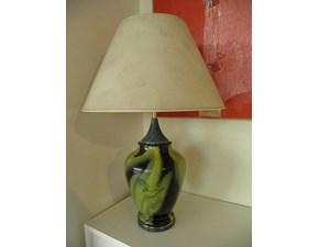 Lampada da tavolo Arcobaleno Artigianale a prezzo Outlet