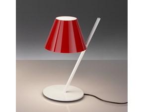 Lampada da tavolo Artemide La petite stile Moderno con forte sconto