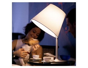 Lampada da tavolo Artemide Melampo tavolo grigio artemide  stile Design con forte sconto