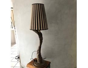 Lampada da tavolo Artigianale con SCONTO IMPERDIBILE