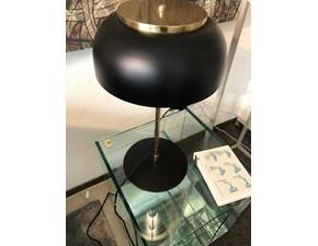 Lampada da tavolo Athezza nero Artigianale a prezzo scontato