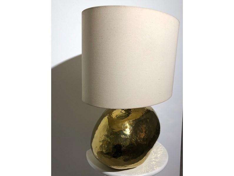 Lampada da tavolo baga illuminazione massi stile classica con forte sconto - Lampada da tavolo classica ...