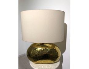 Lampada da tavolo Baga illuminazione Massi stile Classica con forte sconto