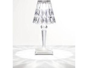 Lampada da tavolo Battery  Kartell con un ribasso esclusivo