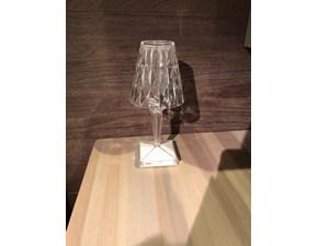 Lampada da tavolo Battery Kartell in Offerta Outlet