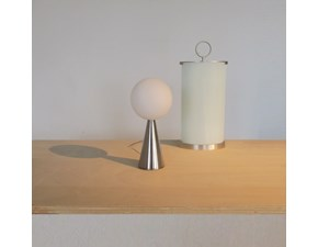 Lampada da tavolo Bilia mini fontana arte Fontana arte con uno sconto esclusivo