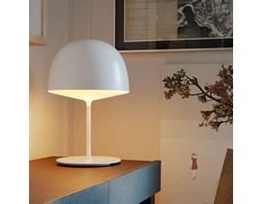 Lampada da tavolo Cheshire Fontana arte in Offerta Outlet