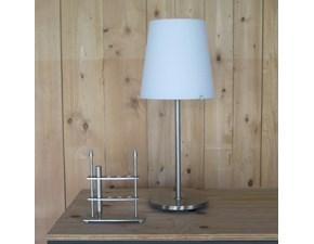 Lampada da tavolo Fontana arte Fontana arte lampada da tavolo art. 3247ta/0 Bianco con forte sconto