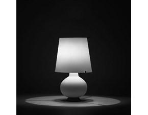Lampada da tavolo Fontana arte Fontana media stile Design con forte sconto