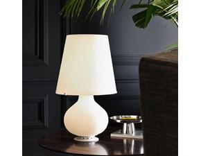 Lampada da tavolo di Fontana arte in stile design con forte sconto