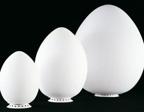 Lampada da tavolo Fontana arte Lampada uovo grande stile Design in offerta