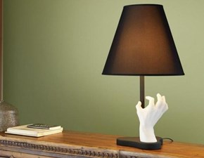 Lampada da tavolo Fontana arte mano Fontana arte a prezzo scontato