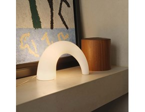 Lampada da tavolo Fontana arte thor Fontana arte a prezzo Outlet