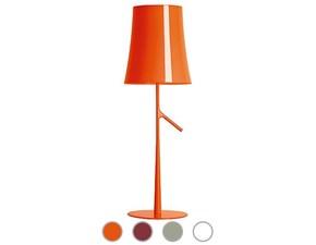 Lampada da tavolo Foscarini Birdie stile Moderno a prezzi outlet