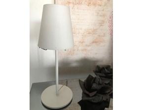 Lampada da tavolo Gabbiano Flou in Offerta Outlet