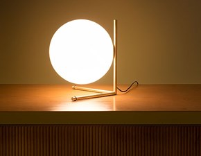 Lampada da tavolo Ic lights table 2 Flos in Offerta Outlet