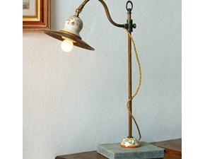 Lampada da tavolo Imas Artigianale con uno sconto esclusivo