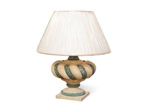 Lampada da tavolo in altro Ceramica Artigianale a prezzo Outlet