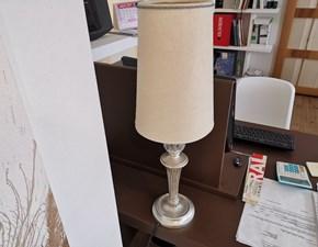 Lampada da tavolo in altro Torcetto Artigianale in Offerta Outlet