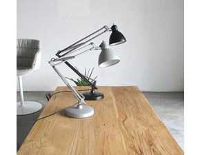 Lampada da tavolo in metallo Naskaloris fontana arte archivio storico lampade da tavolo naska 1 Fontana arte a prezzo scontato