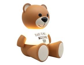 Lampada da tavolo in plastica Toy Kartell a prezzo Outlet
