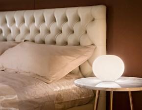 Lampada da tavolo in vetro Glo-ball basic zero switch Flos a prezzo scontato