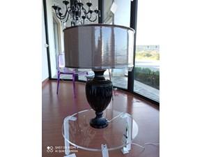 Lampada da tavolo Italamp M8062  Nero a prezzi outlet