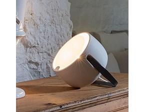 Lampada da tavolo Karman Bag lampada da tavolo  Bianco con forte sconto