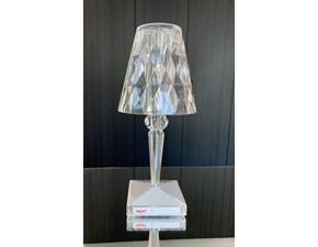 Lampada da tavolo Kartell Battery stile Design in offerta