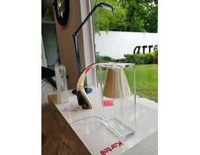 Lampada da tavolo Kartell Lampada taj mini oro stile Moderno con forte sconto