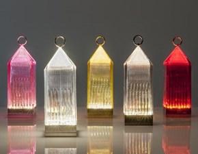 Lampada da tavolo Kartell Lantern stile Design a prezzi outlet