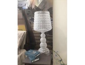 Lampada da tavolo Kartell Mini kabuki stile Design con forte sconto