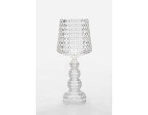 Lampada da tavolo Kartell Mini kabuki stile Design in offerta