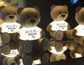 Lampada da tavolo Kartell Toy moschino lampada da tavolo iconica  kartell stile Design a prezzi outlet