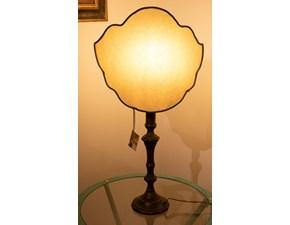 Lampada da tavolo Lampada artigianale stile fiorentino Artigianale a prezzo Outlet