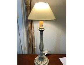 Lampada da tavolo Lampada chelini Artigianale con uno sconto esclusivo