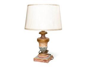 Lampada da tavolo Legno Artigianale con un ribasso esclusivo