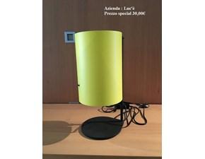 Lampada da tavolo Luceplan Luc'è Altri colori a prezzi outlet