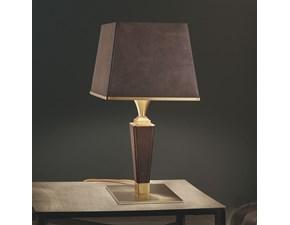 Lampada da tavolo Masiero Darshan tl1 stile Design a prezzi convenienti