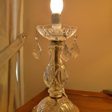 Lampada da tavolo Mod. SERENADE - Voltolina - Illuminazione a prezzi scontati