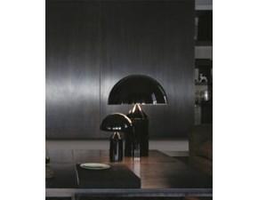 Lampada da tavolo O-luce atollo 239 nero O-luce a prezzo scontato