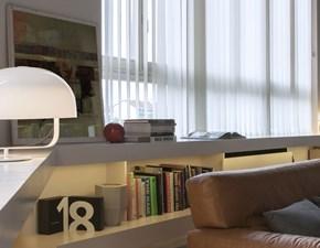 Lampada da tavolo O-luce O-luce zanuso Bianco a prezzi outlet