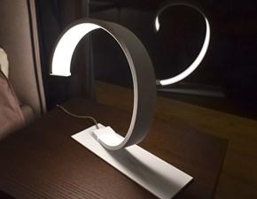 Lampada da tavolo O-luce Ondaluce lume nasto led stile Design in offerta