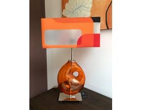 Lampada da tavolo Orange  Artigianale con uno sconto esclusivo